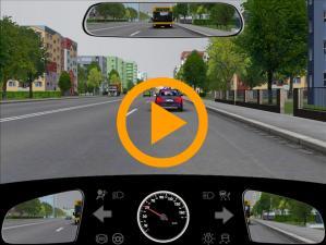 ein langsamfahrer hindert sie am schnelleren vorwärtskommen. was ist richtig?